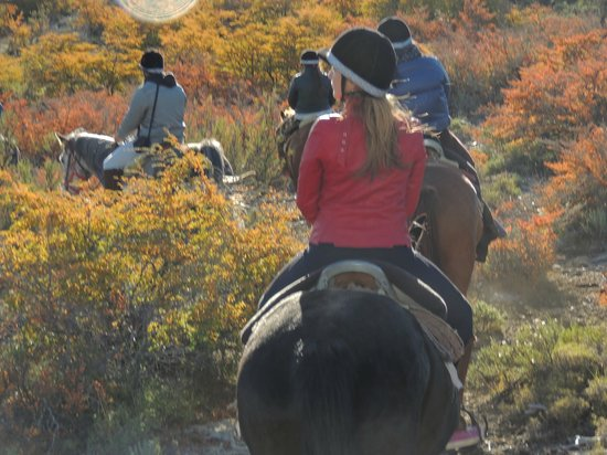 Cabalgatas Haneck : cavalgando nas cores do outono