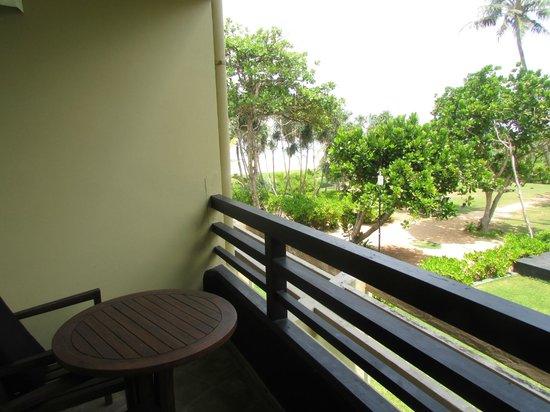 Heritance Ahungalla : Balcony (first floor room)
