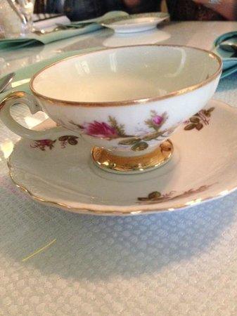 Royal Tea Room : my special cup
