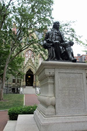 University of Pennsylvania : Benjamin Franklin