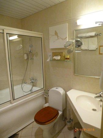 Hotel Imperial: Ванная комната
