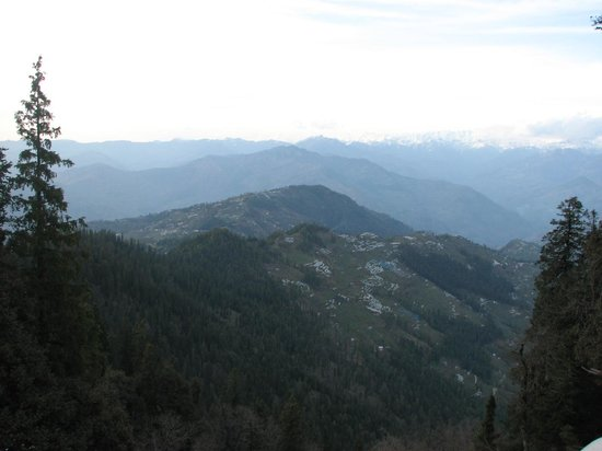 Agyaat Vaas- The Himalayan Retreat : Wonderful View From Agyaat Vaas