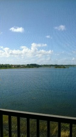 Westgate Lakes Resort & Spa: View from our room