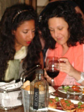 Lamucca de Prado: Un momento especial con amigas queridas