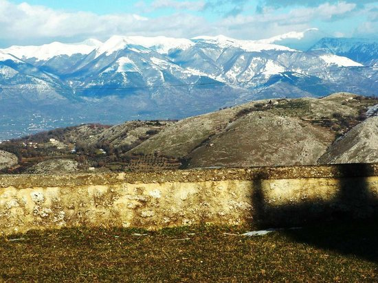 Santopadre, Ιταλία: Veduta 2