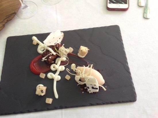 La Colombe: Dessert