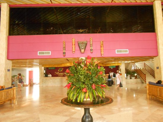 Decameron Marazul: Hall do Hotel