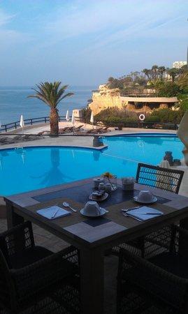 Vilalara Thalassa Resort: Desayuno