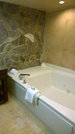 Doubletree by Hilton Augusta : Jetted tub