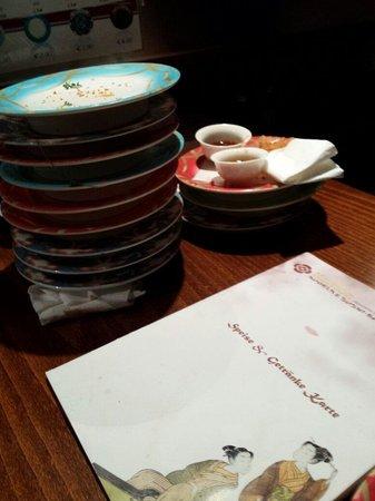 Kamon Sushi-Bar: Delicioso