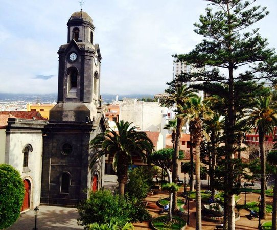 Marquesa Hotel: вид с балкона