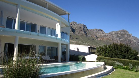 Atlantique Villa Camps Bay: Imagine a hotel on the
