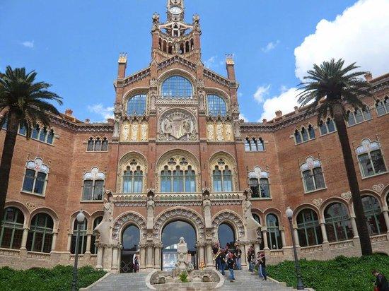Recinte Modernista de Sant Pau: Fantástica descoberta (ao som de jazz)