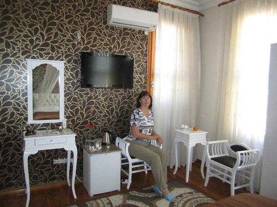 Sinbad Hostel: Двухместный номер