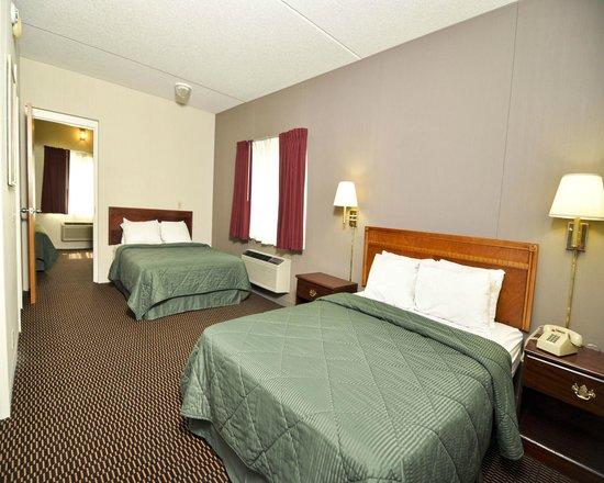 Best Budget Inn Sandusky : Magnuson Hotel Sandusky