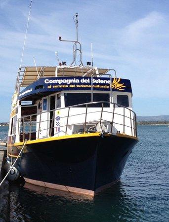 Compagnia del Selene Boat Tours