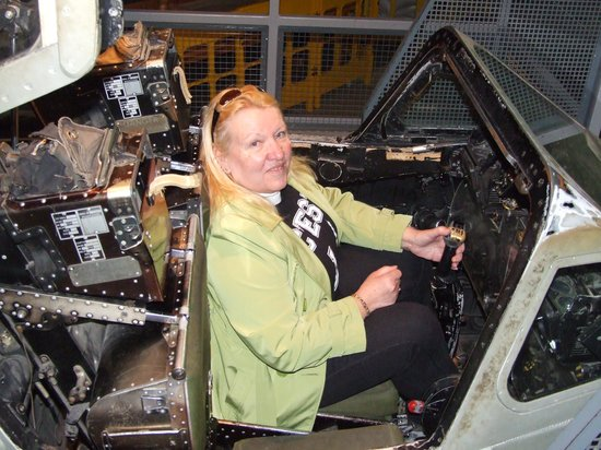 Fleet Air Arm Museum : toys to play with