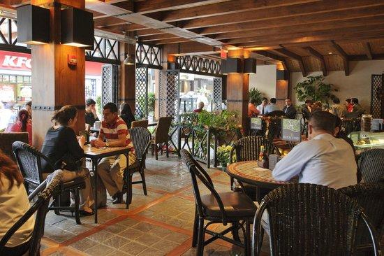 Hotel Balmoral: Restaurant