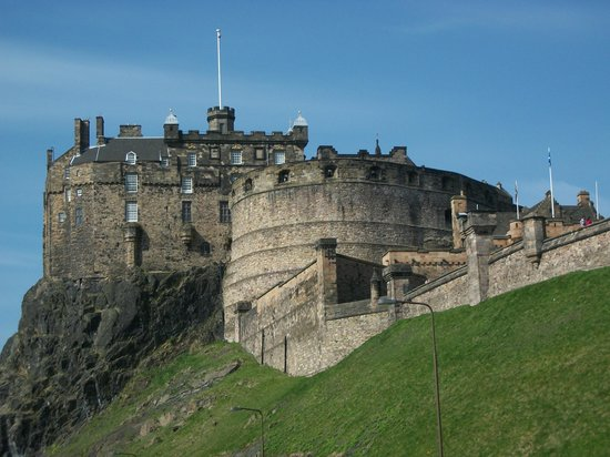 Waldorf Astoria Edinburgh - The Caledonian: Castle
