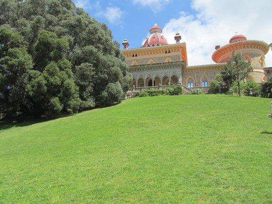 Parque de Monserrate: Monserrate