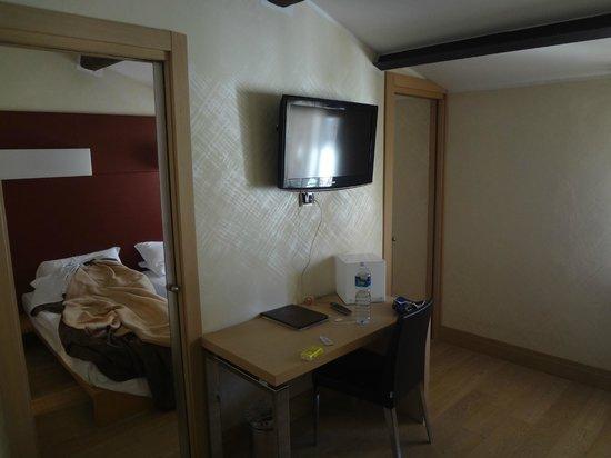 Best Western Hotel Armando: Комната-гостиная