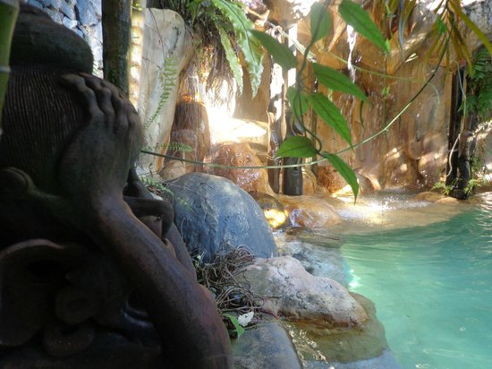 The Secret Sanctuary : бассейн
