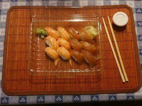 Ottimo il take away per gustare le specialit cinesi for Giapponese a casa