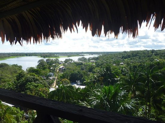 Hotel Pirarucú : paraiso natural a la vista