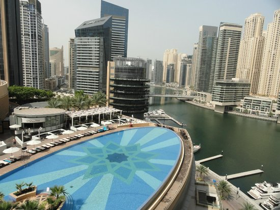 Pool Picture Of Address Dubai Marina Dubai Tripadvisor