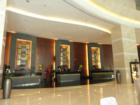 Address Dubai Marina : Rezeption