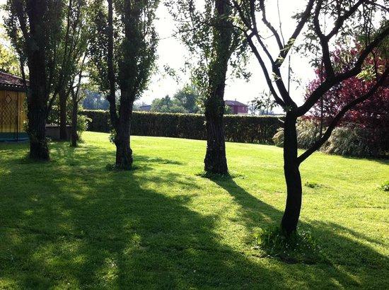 Locanda Solarola : Parco