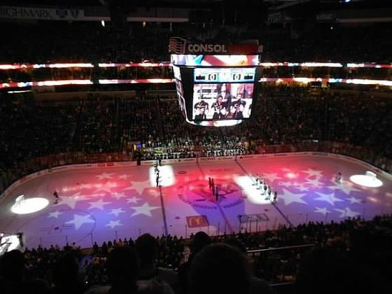 PPG Paints Arena: NHL Game