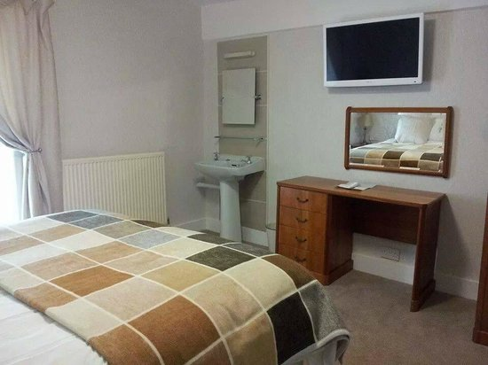 Holland Arms Hotel: Double Room
