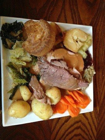Holland Arms Hotel: Sunday Carvery