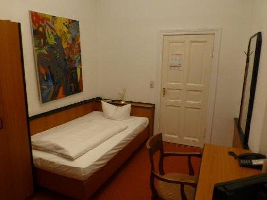 Hotel Tiergarten: My room