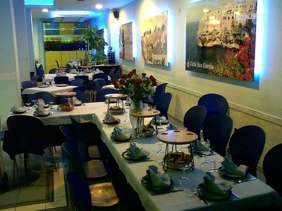 Ristorante Caffe San Giorgio: Interno Sala