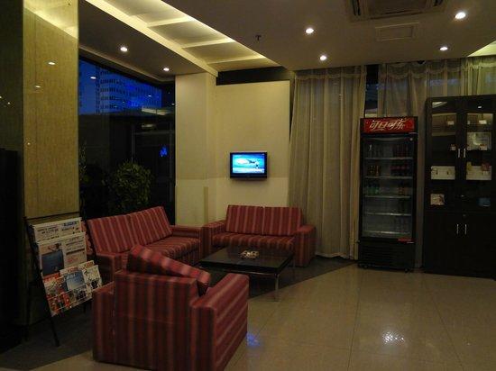 Fairyland Hotel Kunming Gulou : Hotel lobby
