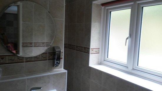 Tudor Lodge: Bathroom