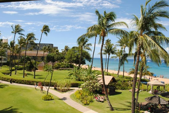 Sheraton Maui Resort & Spa: luau grounds