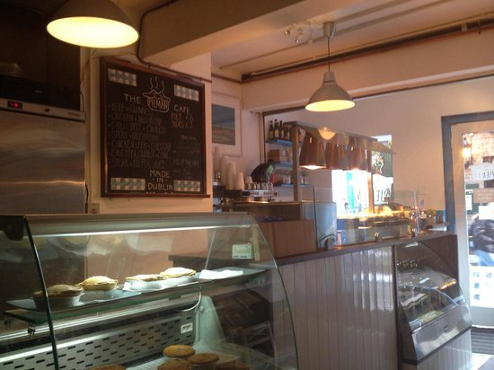 The Pieman Cafe: Pie <3