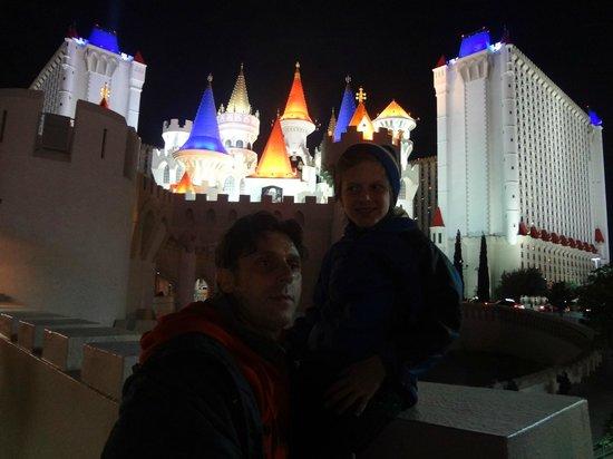 Casino at Excalibur : Vista exterior