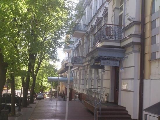 Continental Hotel, Odessa