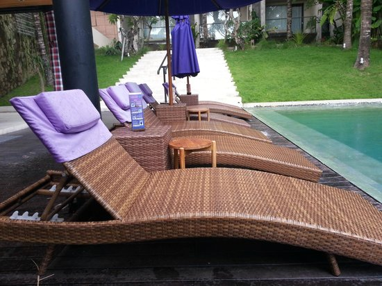 Taum Resort Bali: Swimmingpool area