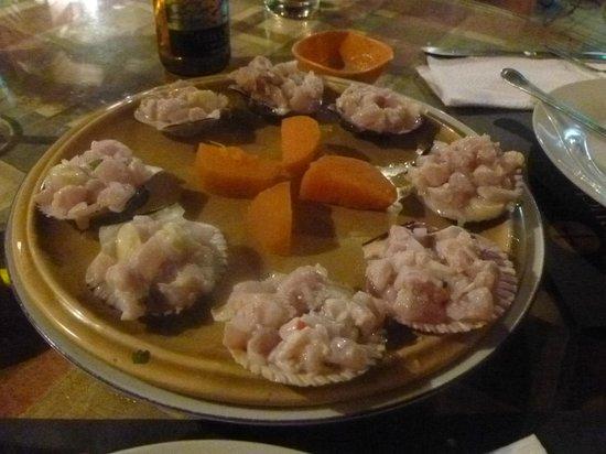 Costazul Seafood: Cevichito