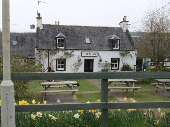 Loch Ness Lodge: The Dores Inn - Restaurant