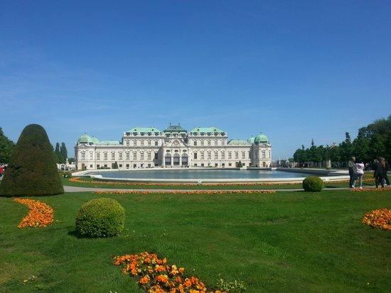 Belvedere Palace Museum : Da fuori