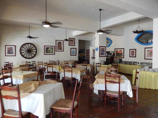 Hotel Villablanca Huatulco : Dining Room