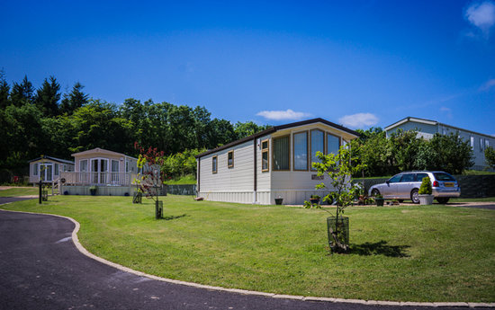 Monkton Wyld Caravan and Camping Park: Holiday Homes for Sale from time to time