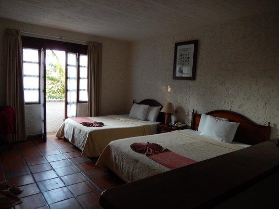Hotel Villablanca Huatulco : Standard room
