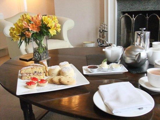 Loch Ness Lodge : Afternoon Tea